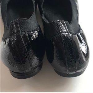 Tory Burch Shoes - Tory Burch Black Patent Caroline Flats 5
